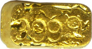 A Generic Gold Bar